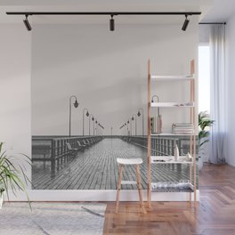 Pier Wall Mural