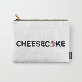 Favourite Things - Cheesecake Carry-All Pouch