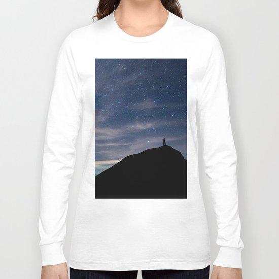 Meet you at the stars Long Sleeve T-shirt