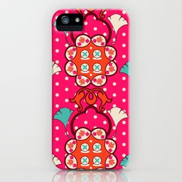 Jucy blossom iPhone Case