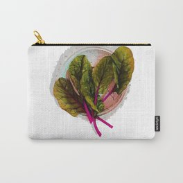 Tea plant Carry-All Pouch