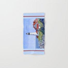 Portland Head Lighthouse Hand & Bath Towel