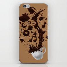 Need more Coffee iPhone & iPod Skin