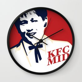 KFC MID Wall Clock