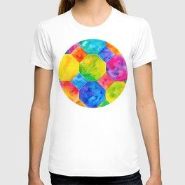 Geometric Brights #1 T-shirt