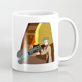 Quantum destabilizer Coffee Mug