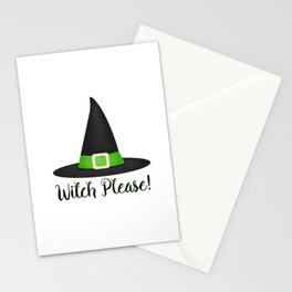 Witch Please! Stationery Cards