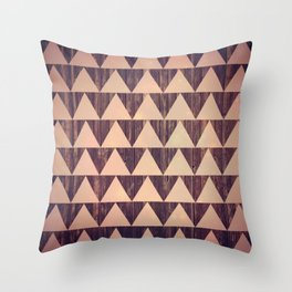 A little touch of masculinity  Throw Pillow