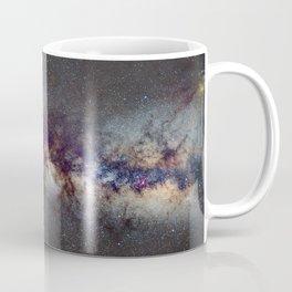 The Milky Way: from Scorpio, Antares and Sagitarius to Scutum and Cygnus Coffee Mug
