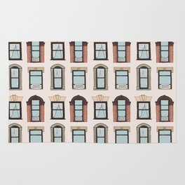 Upper West Side Windows Rug