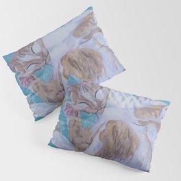 Zen Lily I Pillow Sham