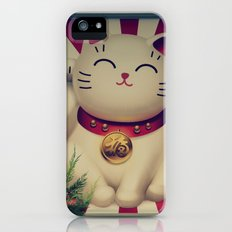 The Lucky Cat Slim Case iPhone (5, 5s)
