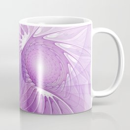 Protection, Abstract Fractal Art Coffee Mug