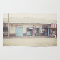 open for business::kenya Rug