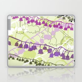 Layered Lily Laptop & iPad Skin