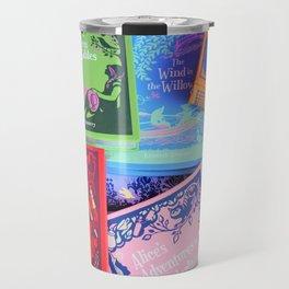 Leather Bound Classics Series - Part 3 Travel Mug
