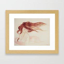 A Gentle Kind of Love Framed Art Print