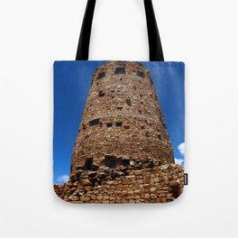 Desert View Watchtower - South Rim Grand Canyon Tote Bag