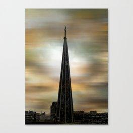 Steeple Canvas Print