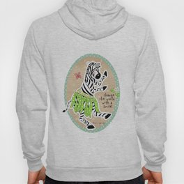 Change the World with a Smile Hoody