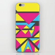 Bat origami iPhone & iPod Skin