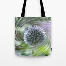 Caught in a Swirl Tote Bag