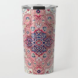 Bakhtiari West Central Persian Rug Print Travel Mug