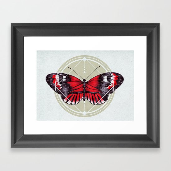 Necromancy III Framed Art Print