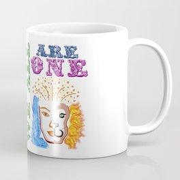 We All are One Coffee Mug