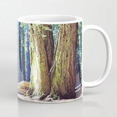 Picnic in the Woods Mug