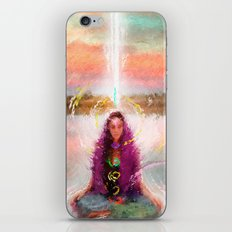 vibratiOhms iPhone & iPod Skin