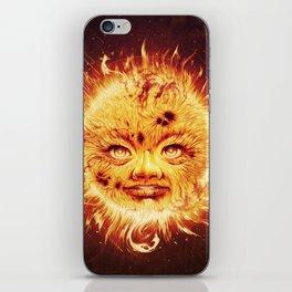 The Sun (Young Star) iPhone Skin