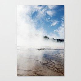 Yellowstone National Park 4 Canvas Print