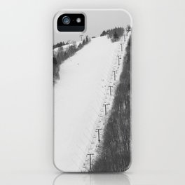 Ovation - the steepest trail in the East iPhone Case