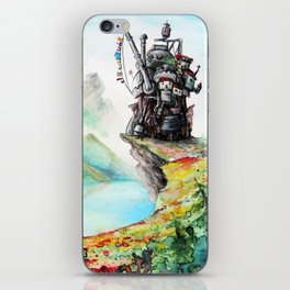 """Into my dreams"" iPhone Skin"