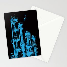 Factory Jump Stationery Cards