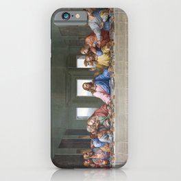 The Last Supper by Leonardo da Vinci iPhone Case