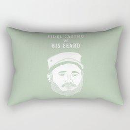 I like Fidel Castro Rectangular Pillow