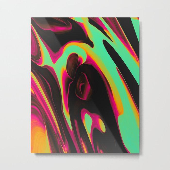 Balza Metal Print