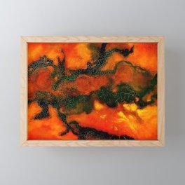Fierce Framed Mini Art Print