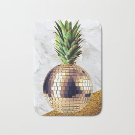 ananas party limited edition Bath Mat