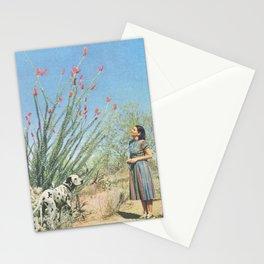 Desert Dots Stationery Cards