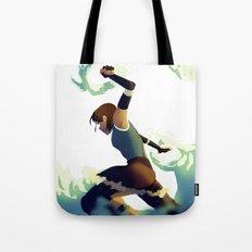 Avatar Korra II Tote Bag