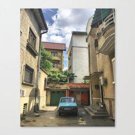 BUCHAREST #3 Canvas Print
