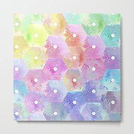 Rainbow OVERDOSE Metal Print