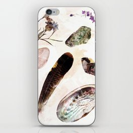 SACRED OBJECTS iPhone Skin