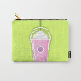 Pixel Milkshake Carry-All Pouch