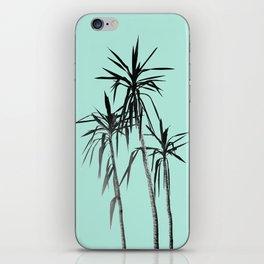 Palm Trees - Mint Cali Summer Vibes #1 #decor #art #society6 iPhone Skin