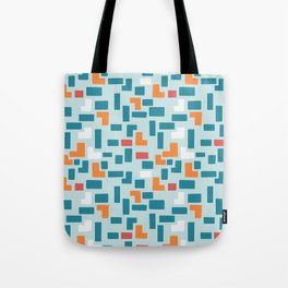Bricks - dark Tote Bag