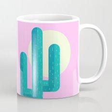 Pink Cactus Mug
